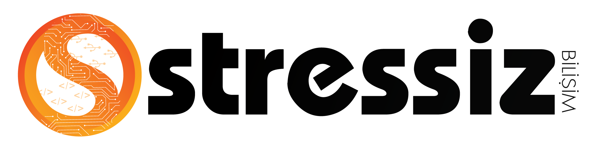 Stressiz Bilişim %100 Mobil Uyumlu Web Sayfası Tasarımı